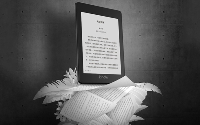 Kindle Paperwhite4 電子書閱讀器