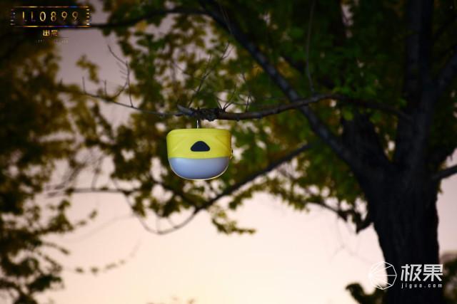 """迷你小巧照明持久,随身移动的""""小太阳""""—NitecoreLA30露营灯评测"""