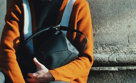 刷爆时尚圈牛皮包包,手提斜挎5种背法
