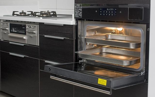 一箱蒸出6种美食,3核强力蒸开启烹饪新方式