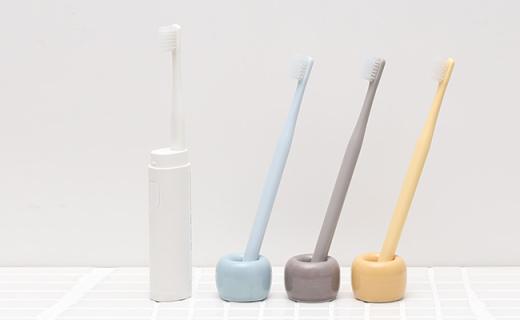 喜欢MUJI小牙刷但手累?现在可以选择电动款