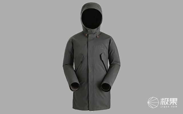 哥伦比亚(Columbia)Omni-Heat系列PM5994羽绒服