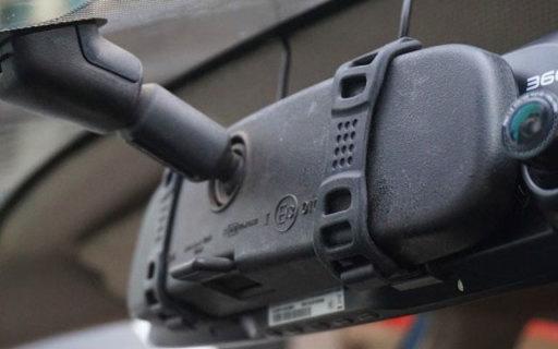 行车记录无盲区,驾车出游更放心,360行车记录仪 M301Plus体验