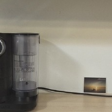4秒即热,立等可饮,莱卡即热式饮水机体验