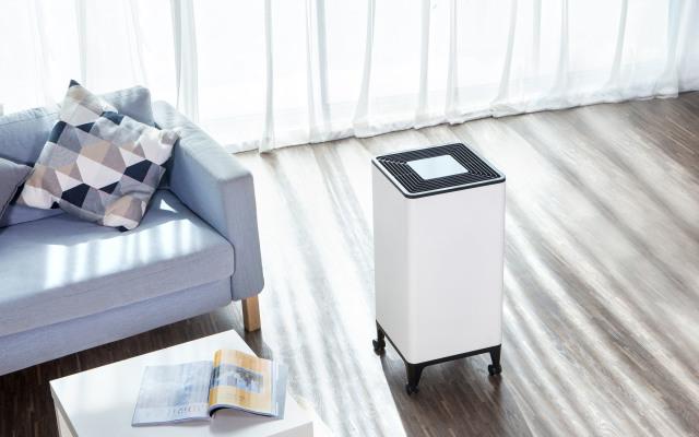 BREATHE 2 智能空气净化机