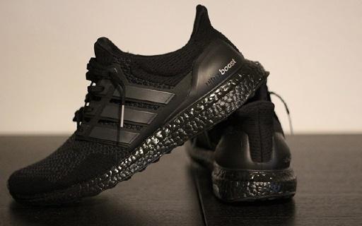 adidas UltraBOOST 3.0,编织纹理鞋面逼格满满