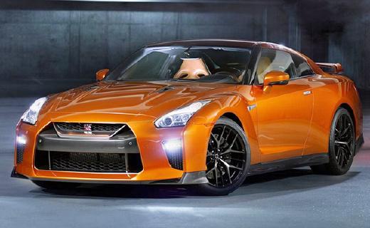 绝代战神!2017款GT-R,百公里加速2.8秒!