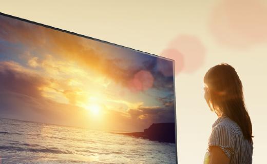 索尼100吋4000尼特超强背光电视!亮度提升8倍!