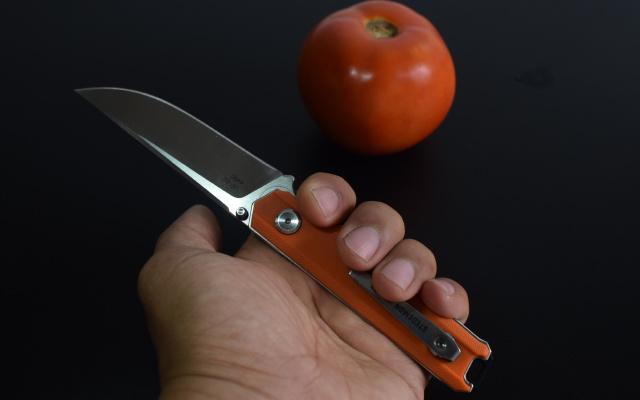 由切水果引发的一次Stedemon BP02折刀剁手体验