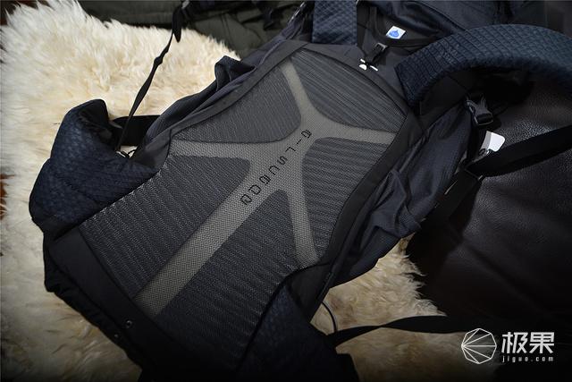 """大容量轻背负,户外重装徒步移动""""仓库""""—OspreyKestrel背包初体验"""