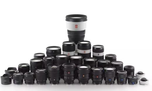 败家首选,索尼发布全画幅镜头 FE 24mm F1.4 GM