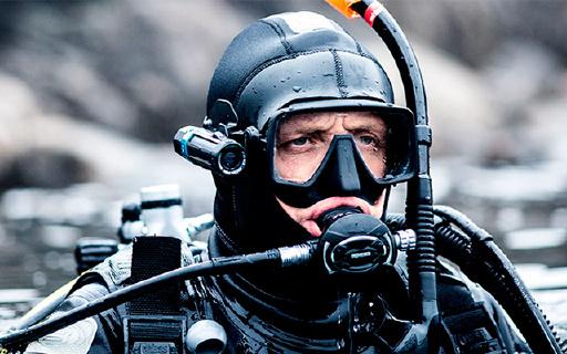 超强潜水运动相机,水下200米轻松录4K