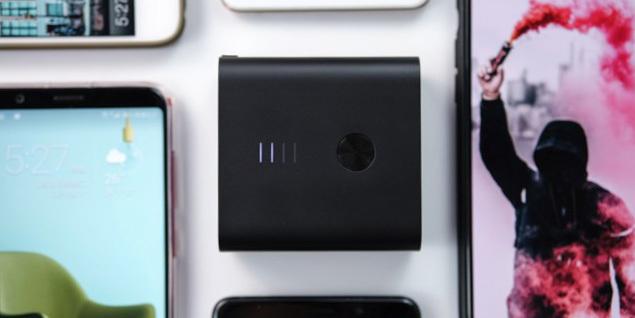 是充电器又是充电宝,解决出差旅行收纳难题  — 紫米双模智能充电宝