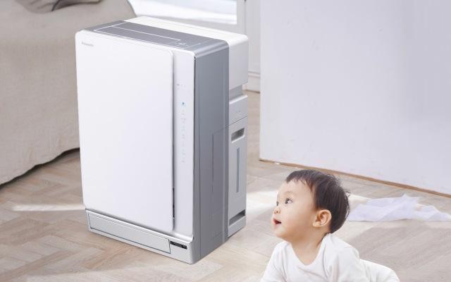 松下儿童加湿空气净化器