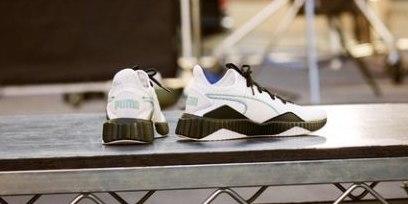 PUMA发布全新女子训练鞋款,以老爹鞋为灵感设计