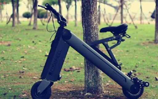 洪荒闹市中的清流,卡西威尔 A-ONE折叠电动车骑行体验