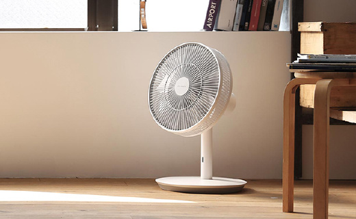 超级节能的静音风扇,一个夏天只要1块钱!
