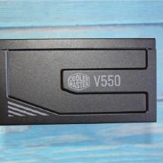 第一次装机,酷?#28210;?#23562;V550 GOLD电源开箱