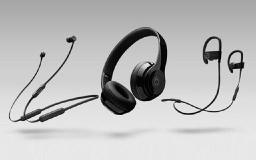 专为iPhone7设计的Beats无线耳机,还能快速充电