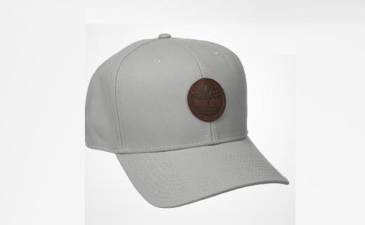 Timberland棒球帽:涤纶加棉质保型又透气,简约百搭不挑人
