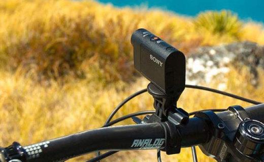 索尼AS50R运动相机:专业电子防抖,超清摄录高效降噪
