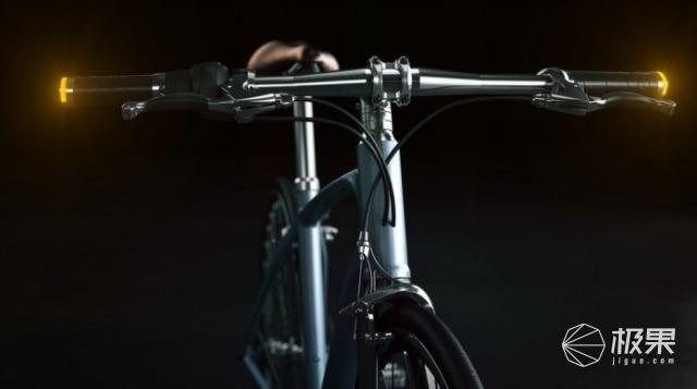 Zarathustra单车发布!以奥迪为灵感,让夜间出行更安全