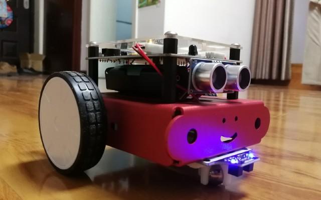 寓教于乐,宝宝学习编程从小卡机器人开始