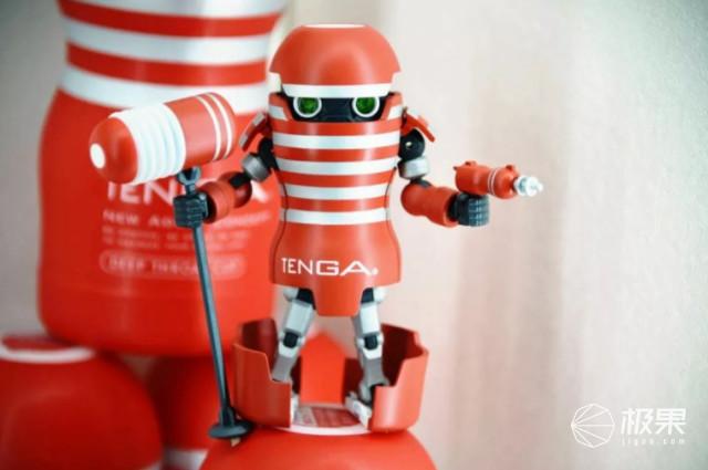 岛国最大飞机杯厂,竟然出了个机器人!玩起来真酸爽……