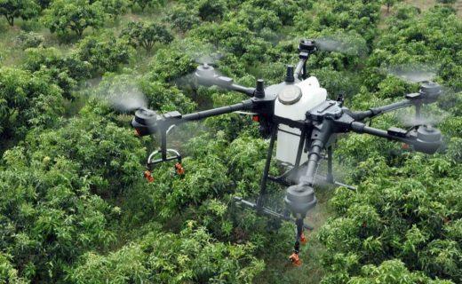 31888元!大疆创新发布 T16 植保无人飞机