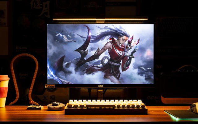 ScreenBar PLUS 挂灯体验,自动调亮度,屏幕不反光