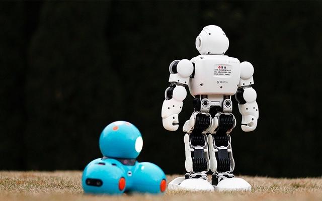 优必选 Alpha Ebot 智能教育机器人-孩子学习好帮手