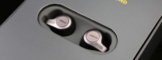 无线也能胜有线,捷波朗蓝牙耳机Elite 65t体验   视频