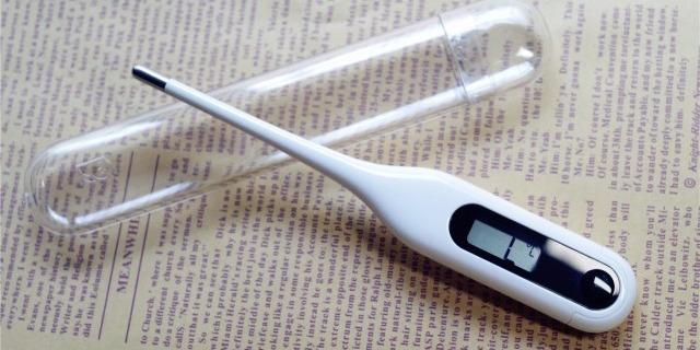 便捷测温 数值显示,轻松测得你的体温 — 小米米家秒秒测医用电子体温计体验