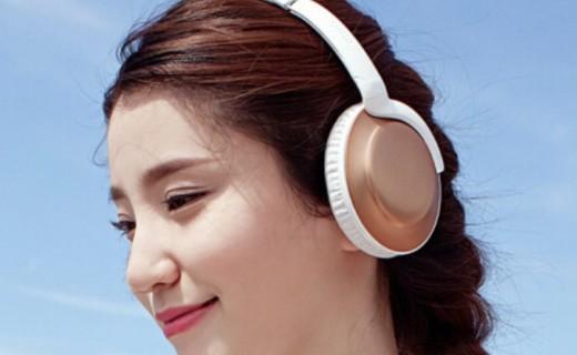 飞利浦头戴式耳机:绚丽时尚外形,出众音质尽享音乐