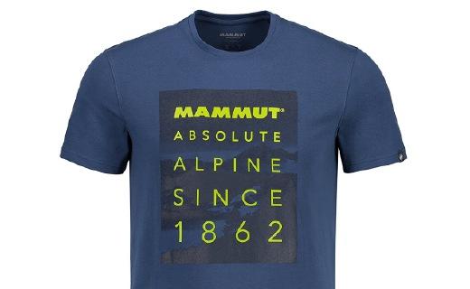 猛犸象1017-00520男士T恤:混纺材质亲肤柔软舒适,经典圆领百搭有型