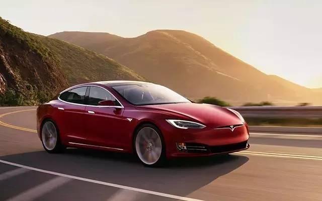 特斯拉(TeslaMotors)ModelSP100D电动汽车