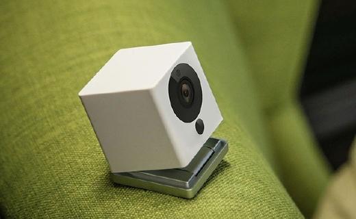 小方智能摄像头,充电宝就能供电,没网也能用