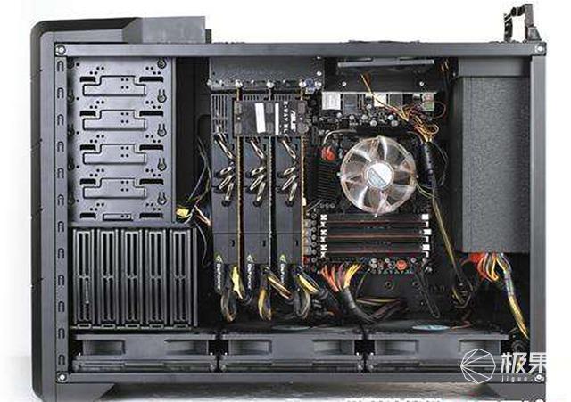 电源前置,垂直风道设计,机箱还能这么玩?详细拆解酷冷SL600M机箱