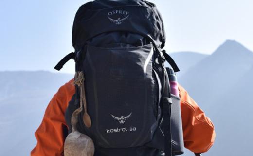 """大容量轻背负,户外重装徒步移动""""仓库""""—Osprey Kestrel背包初体验"""