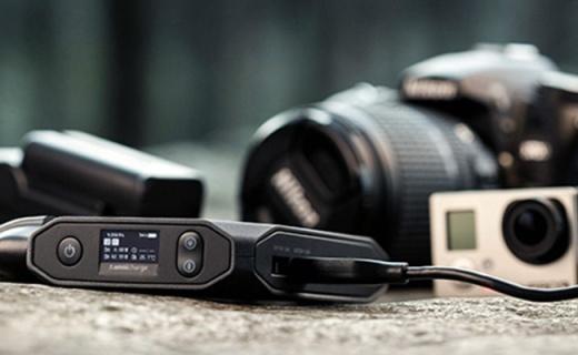 史上最小可变压充电宝,能给任何数码设备充电