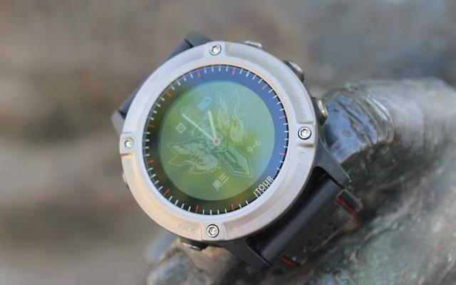 军工品质 户外随行——《战狼II》联名纪念款军拓铁腕3S