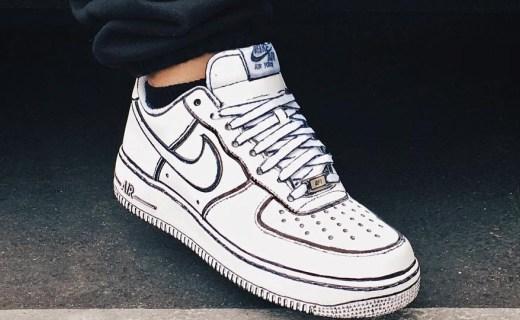 将球鞋带到二次元:Sneaker的漫画世界!