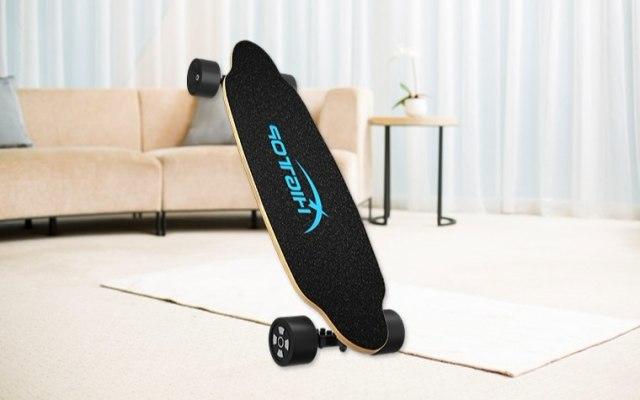 HIGTOP体感滑板车