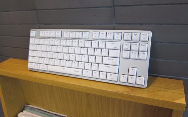 论一把办公机械键盘应有的修养 — 雷柏MT500红轴机械键盘初体验   视频