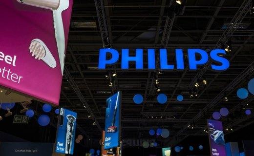 承包你的智能生活!飞利浦亮相2018年柏林国际消费电子展