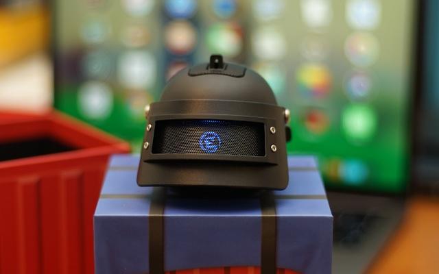 送吃雞的TA三級頭盔:蓋世小雞GB98K 藍牙音箱上手體驗