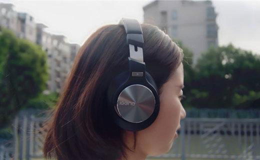 长久续航主动降噪,无线有线双模式,击音K5无线降噪耳机体验