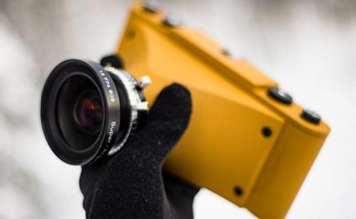 穷B打印的相机,能拍宽画幅价值3W!