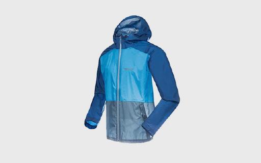 土拨鼠MBS全压胶冲锋衣:100%压胶镀膜处理,无惧雨水腐蚀
