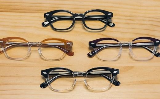 约翰列侬最爱的镜框!日本国宝级眼镜推新品